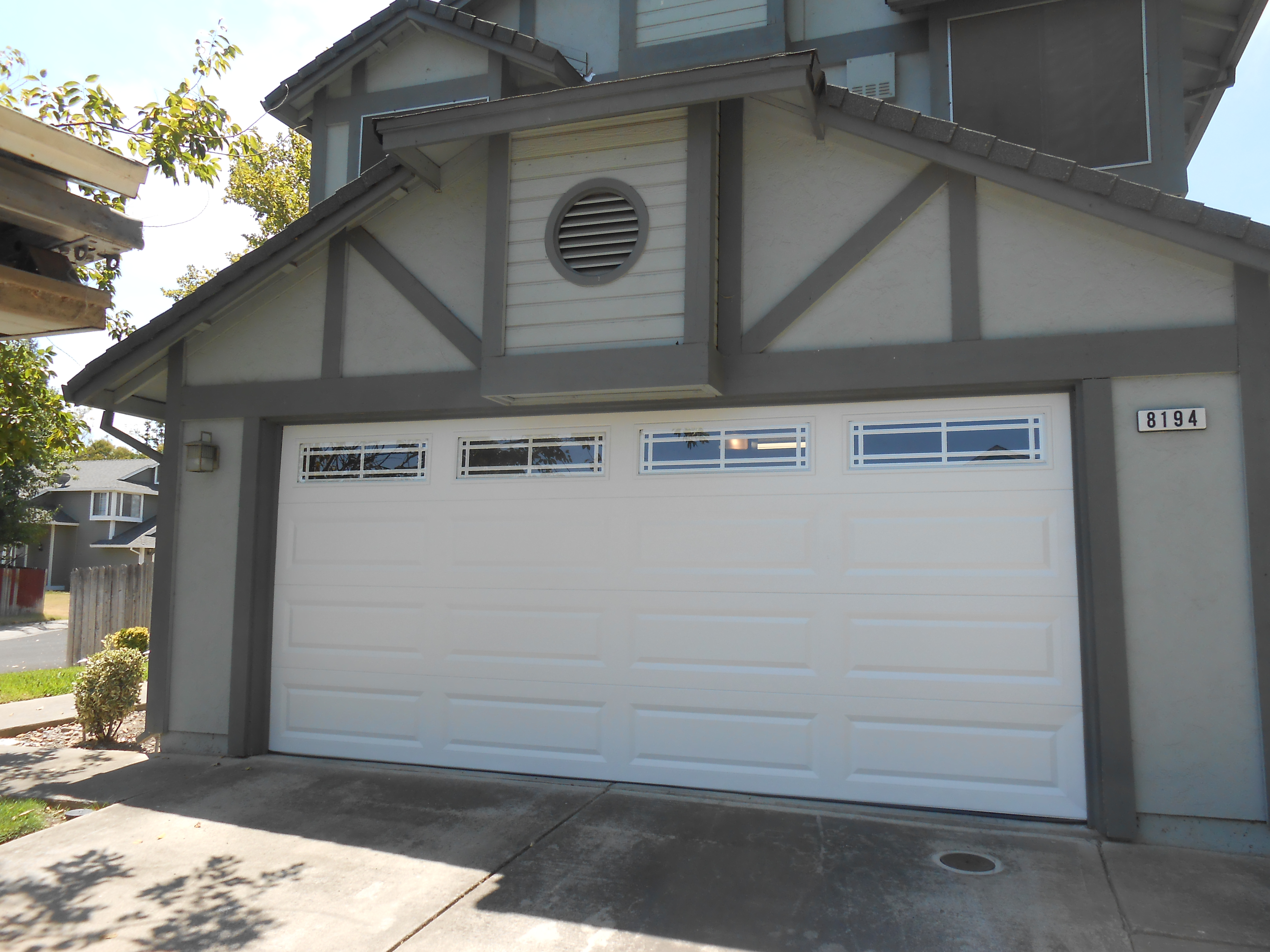 16 x 7 garage door167 Clopay Door With Windows  Garage Door Repair Service in