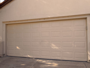 Repair bent sacramento garage door