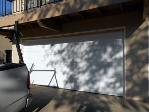 Convert Sacramento Carport to Enclosed Garage with Insulated Door and Opener